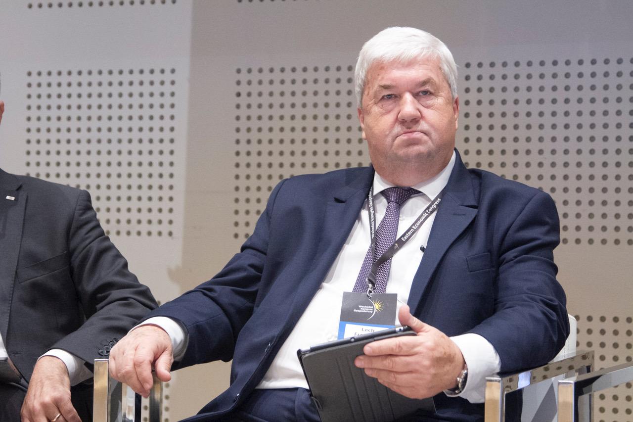 Lech Fronckiel, wiceprezes Satoria Group i prezes BiaVita Polska. Fot. PTWP