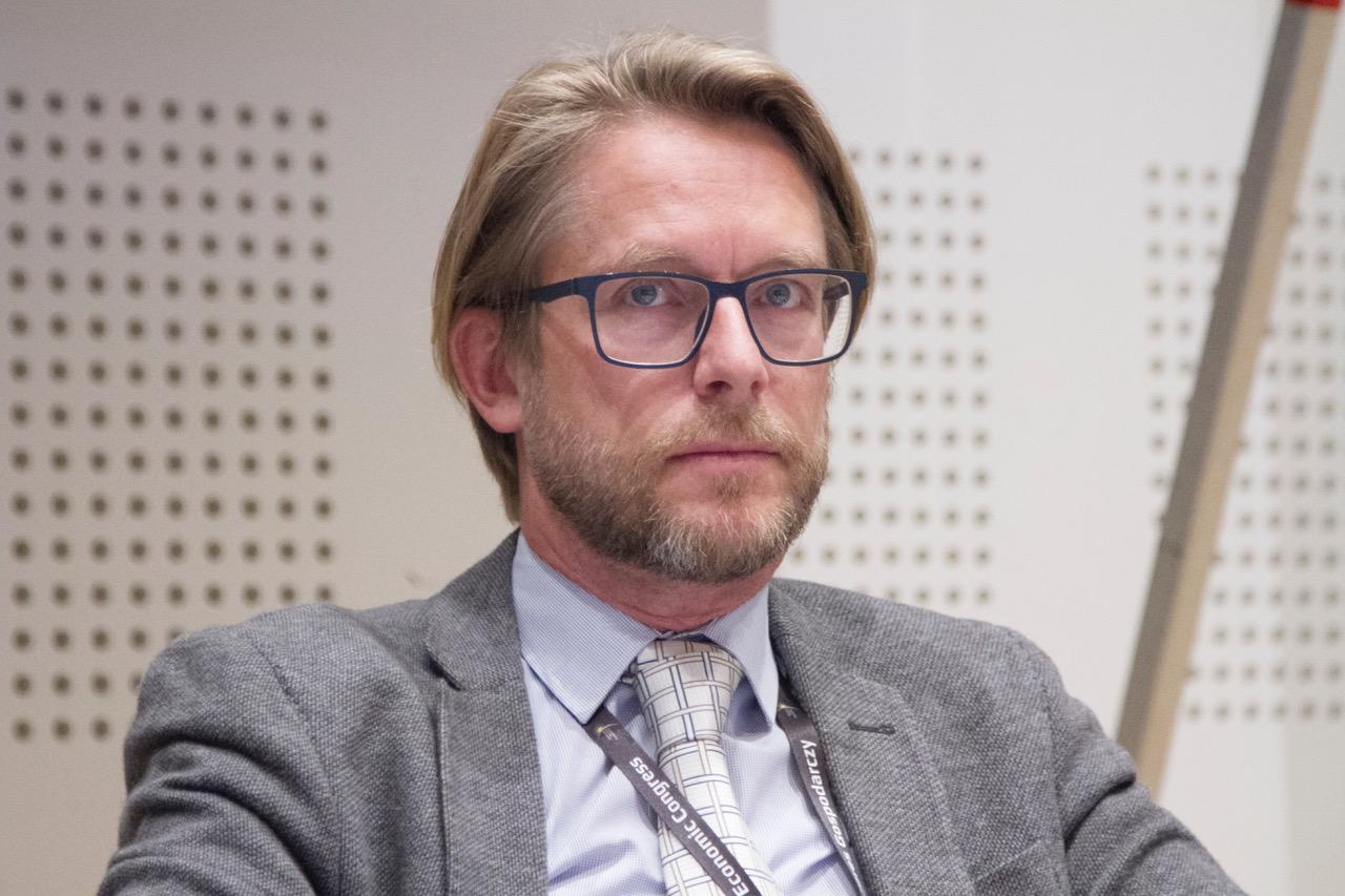 Jacek Stasikowski, dyrektor ds. rozwoju w Polsce w firmie Orbis. Fot. PTWP