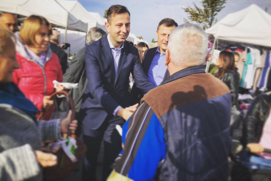 Władysław Kosiniak-Kamysz: Ataki na nas nie są spowodowane słabością PSL, tylko naszą siłą wyborczą