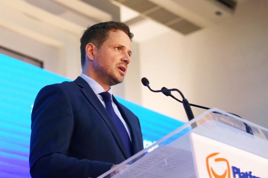 W niedzielę konwencja wyborcza Trzaskowskiego. Kandydat na prezydenta Warszawy zaprezentuje spot wyborczy