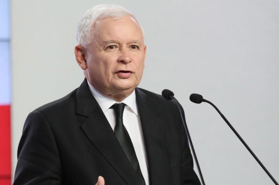 Jarosław Kaczyński: dobra zmiana zaczęła się od góry - teraz musi się zaczął od dołu