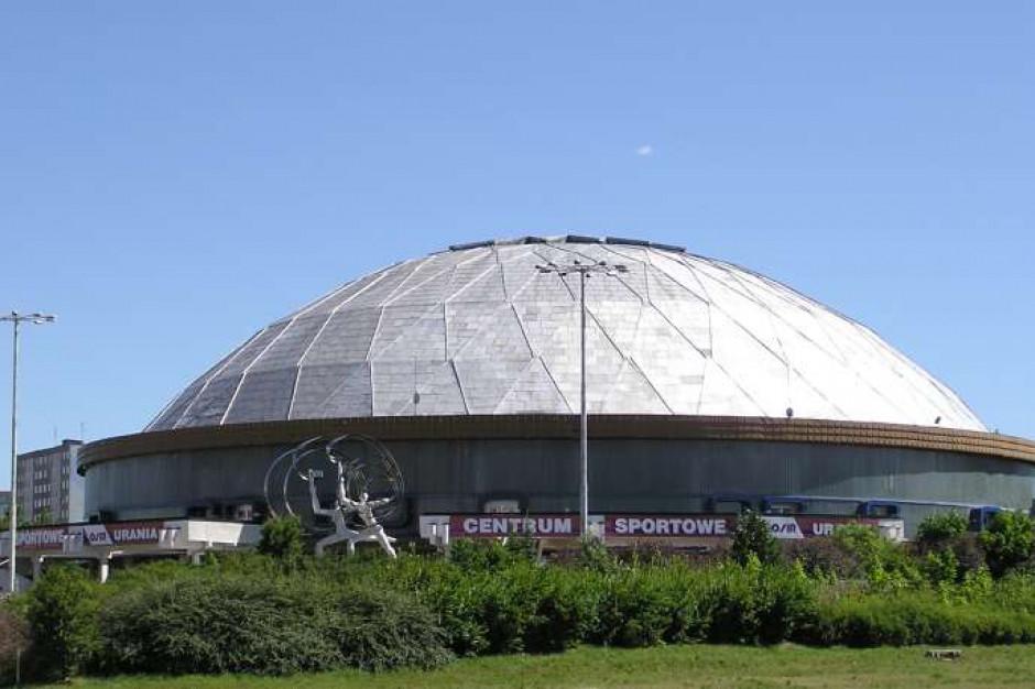 Samorząd Olsztyna planuje wyremontować halę Urania