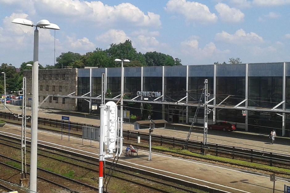 Rusza budowa nowego dworca kolejowego w Oświęcimiu