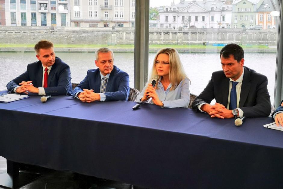 Małgorzata Wassermann chce sieci 5G dla Krakowa