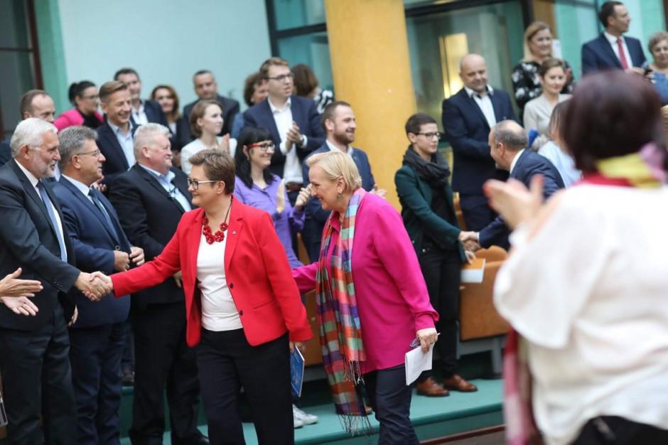 Liderzy Koalicji Obywatelskiej odwiedzili Łódzkie