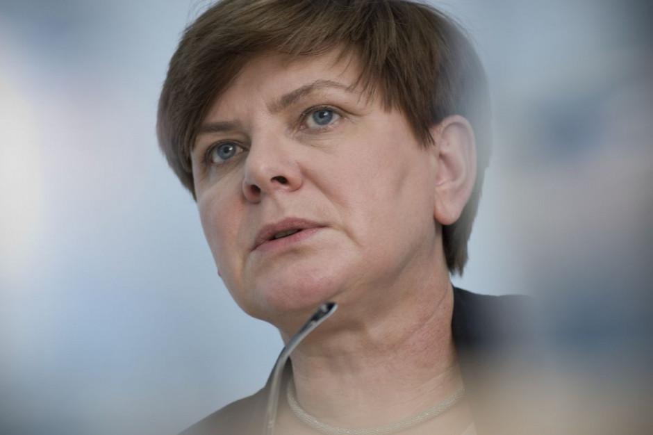 Beata Szydło: Nie ma rozwoju Polski bez rozwoju samorządów