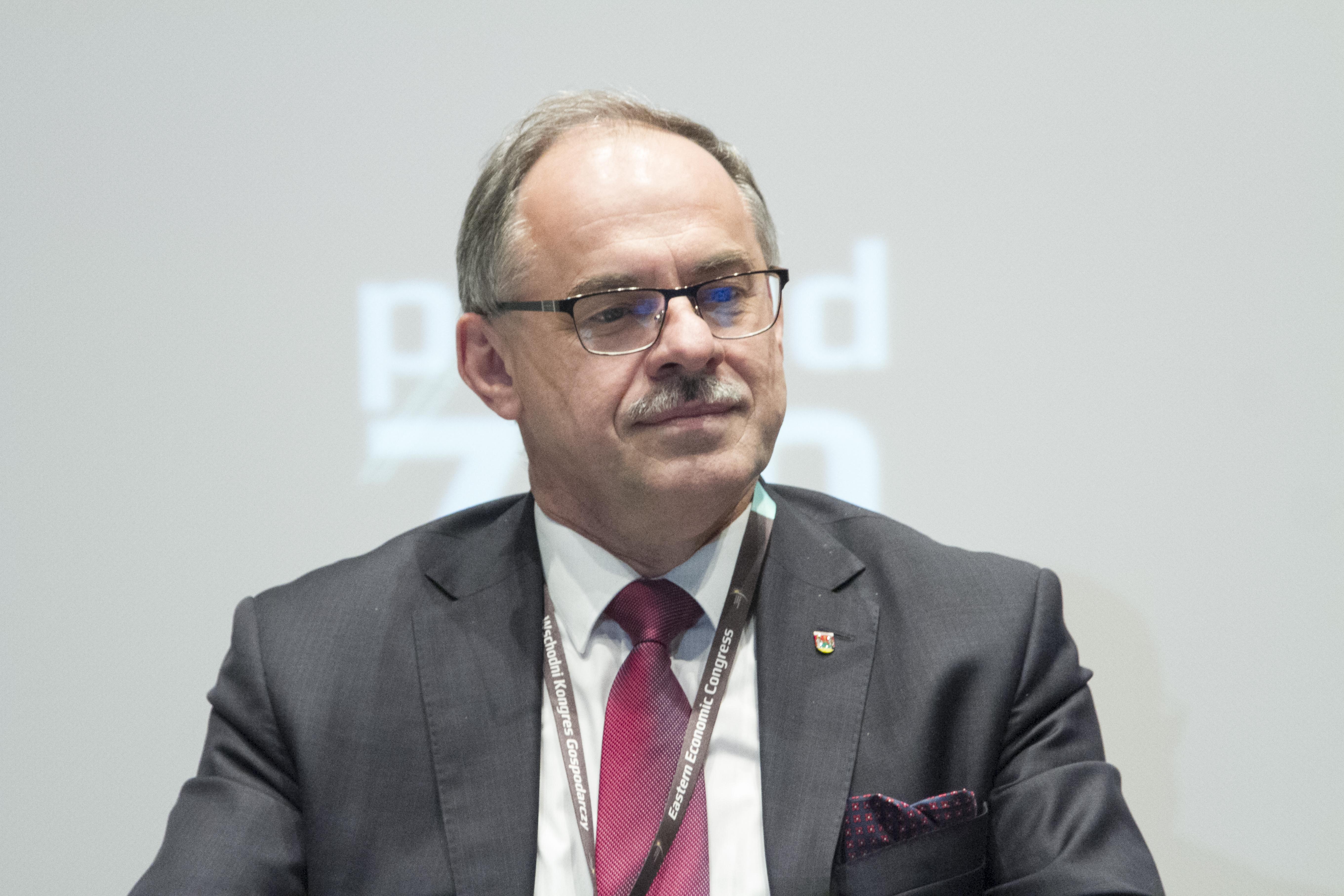 Czesław Renkiewicz, prezydent Suwałk.