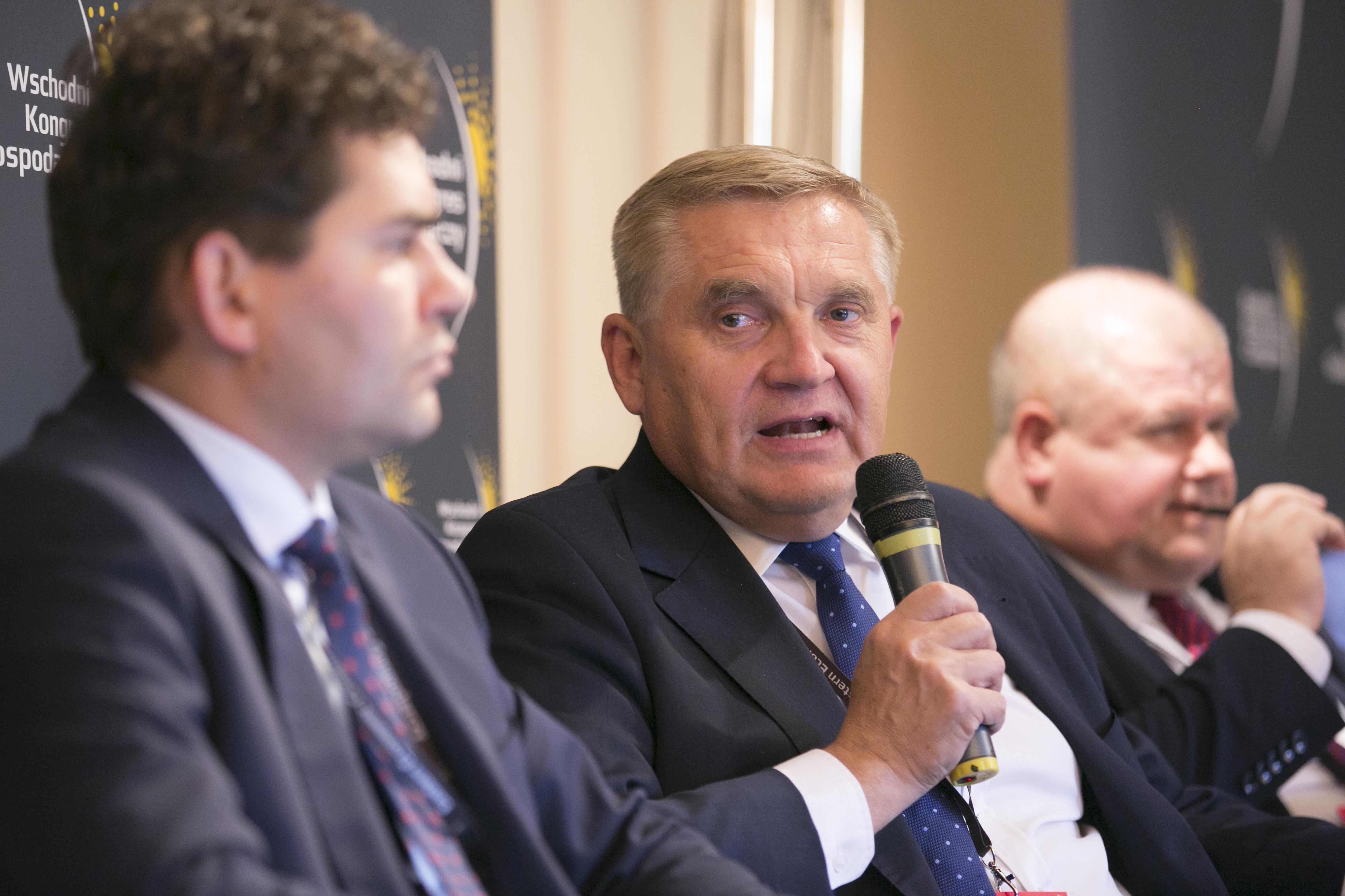 Prezydent Białegostoku Tadeusz Truskolaski. Fot. PTWP