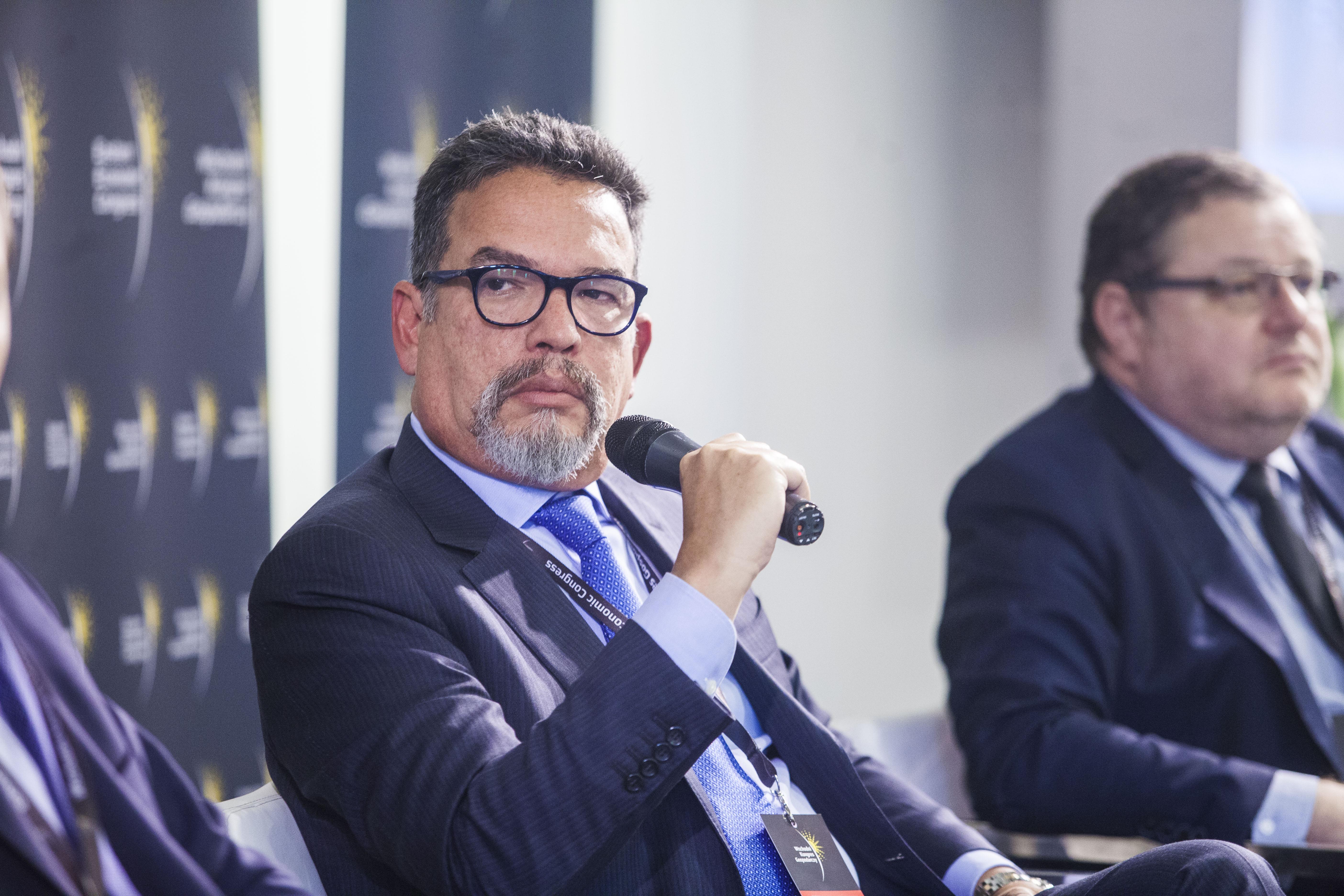 Carlos Piñerúa, przedstawiciel Banku Światowego na Polskę i kraje bałtyckie. Fot. PTWP