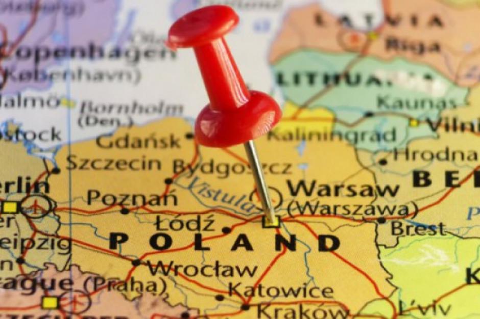 Raport OECD: wzrosły dysproporcje gospodarcze między polskimi województwami