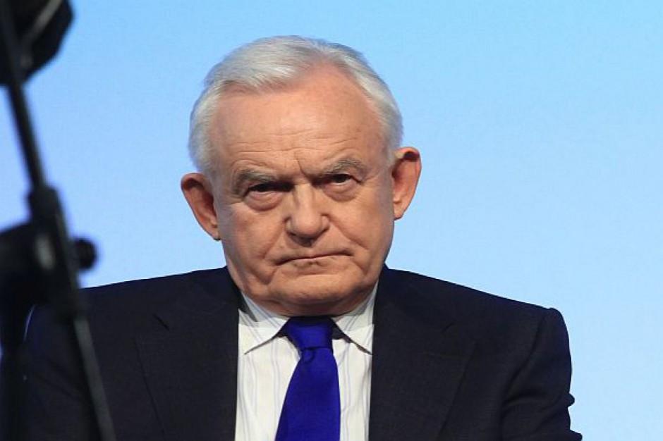 SLD wystawił Andrzeja Rozenka jako kandydata. Leszek Miller odmawia udziału w konwencji