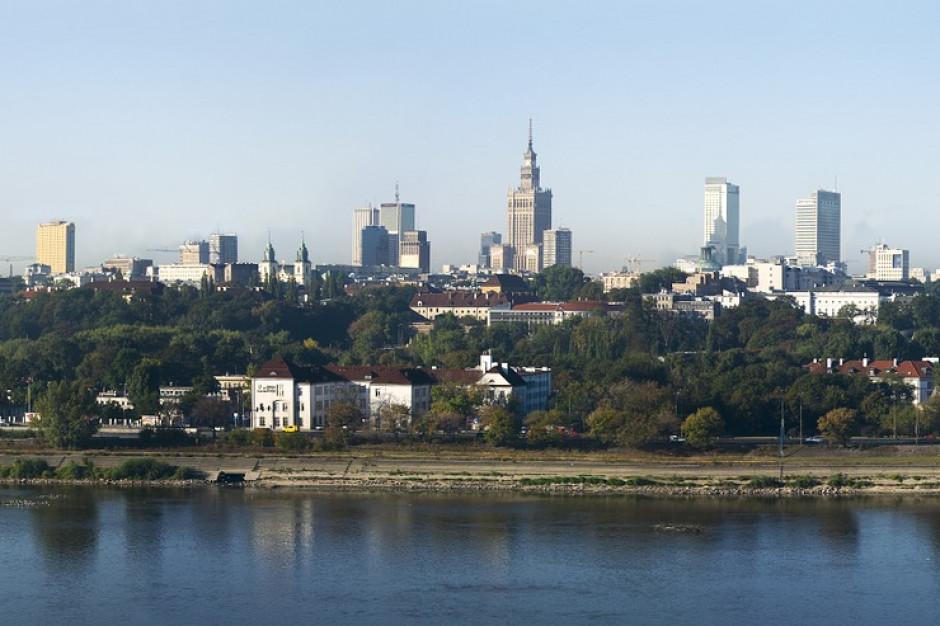 Mazowsze jednym z najszybciej rozwijających się regionów w UE
