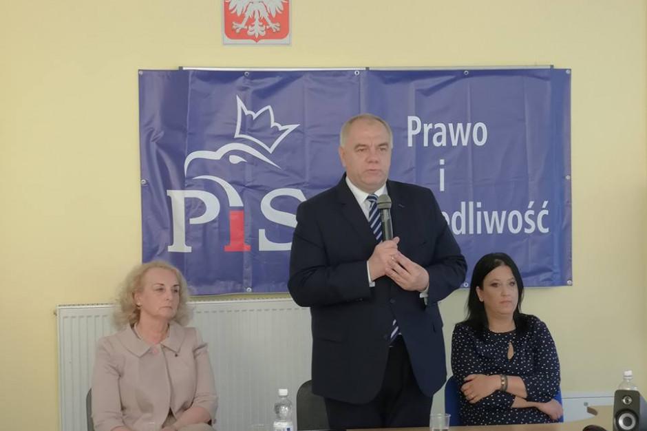 Jacek Sasin: Czekamy na rezygnację Zdanowskiej