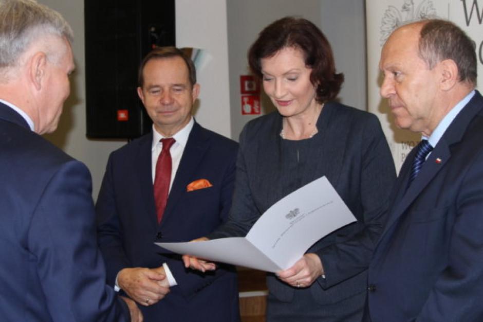 Promesy na 3,5 mln zł dla 11 podkarpackich samorządów