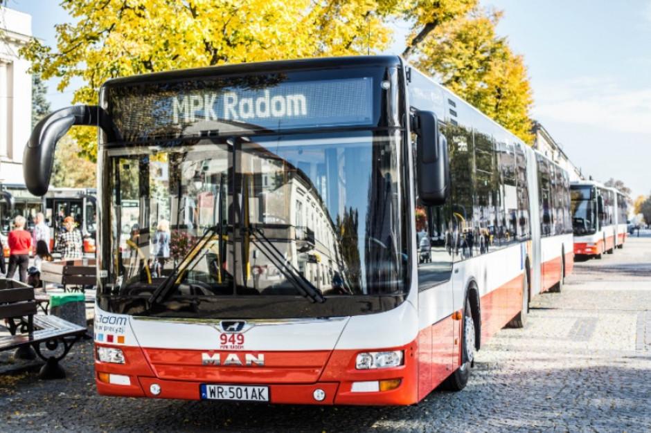 Radom kupił sześć nowych autobusów