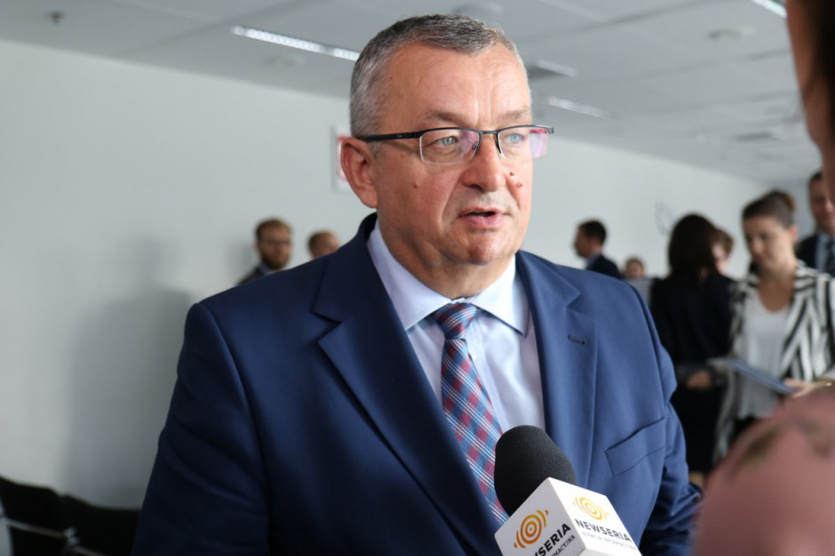 Andrzej Adamczyk w Białymstoku: Via Carpatia będzie gotowa w 2025 r.