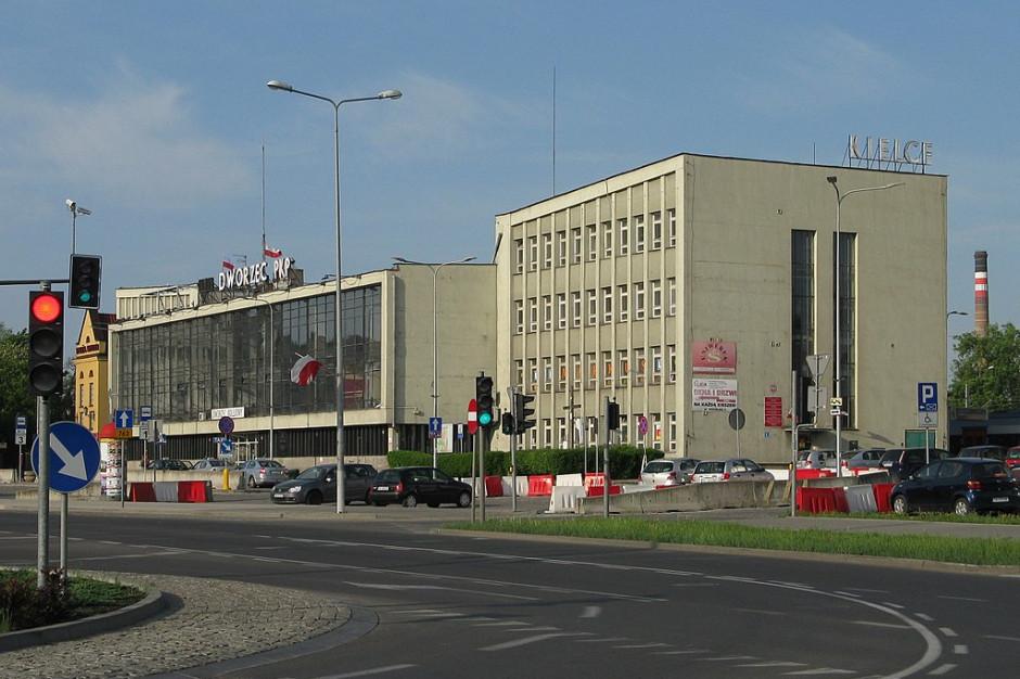 Ruszyła przebudowa dworca kolejowego w Kielcach