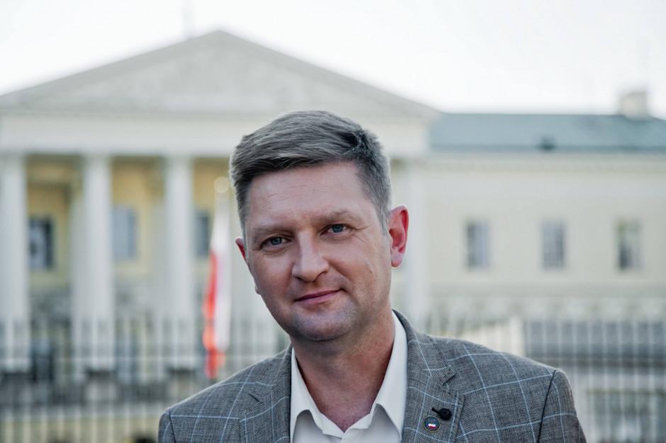 Mocne słowa lewicy o Warszawie