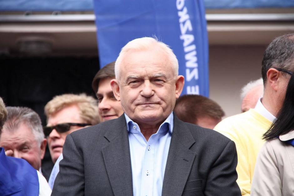 Leszek Miller zdradza na kogo zagłosuje i ocenia Roberta Biedronia
