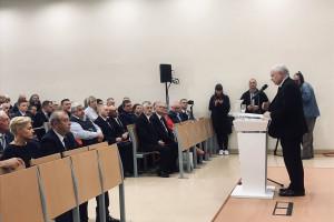 Jarosław Kaczyński: Wierzę, że PiS będzie rządziło w sejmiku warmińsko-mazurskim