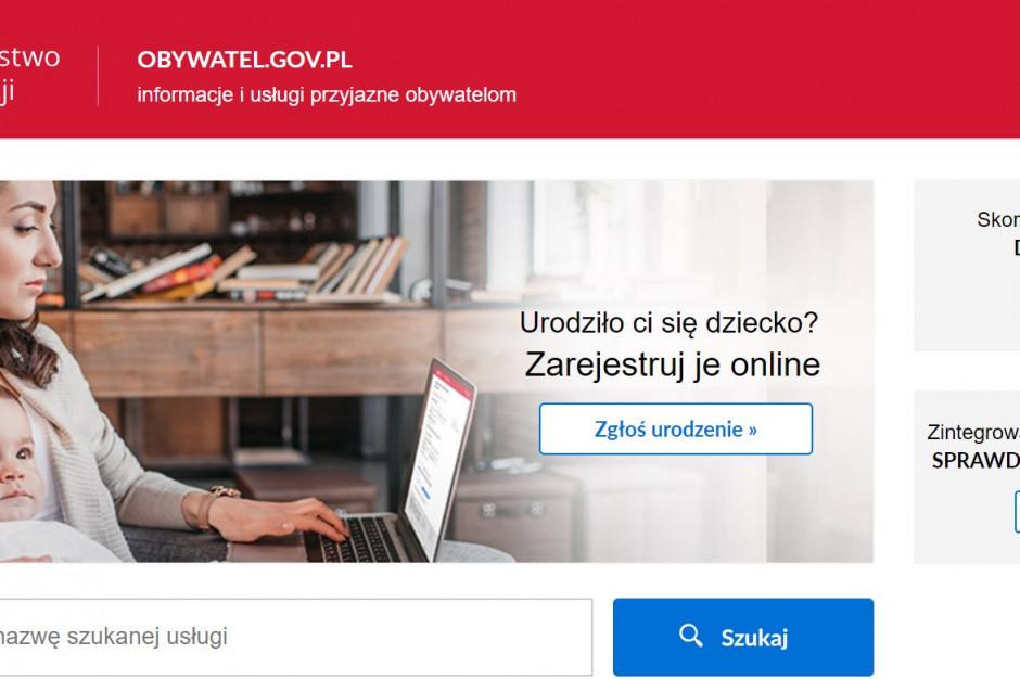 Problemy z wpisaniem się do rejestru wyborców na Obywatel.gov.pl?