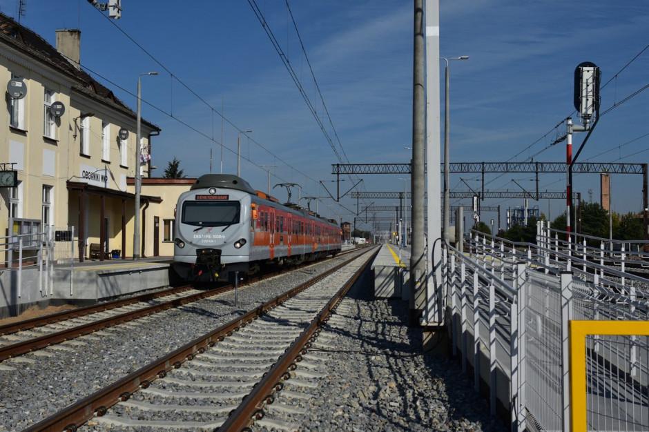 Rząd ogłosił Program Kolej+. Jastrzębie-Zdrój, Myślenice, Sokołów zyskają dostęp do kolei