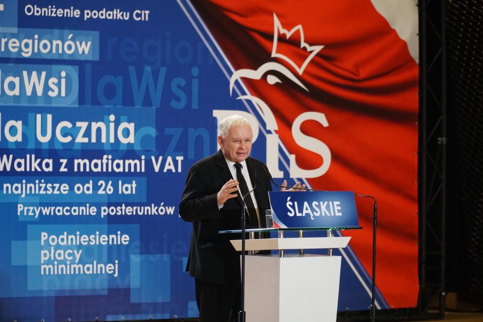 Jarosław Kaczyński: Koalicje lokalne możliwe jeśli będą służyć dobrej zmianie