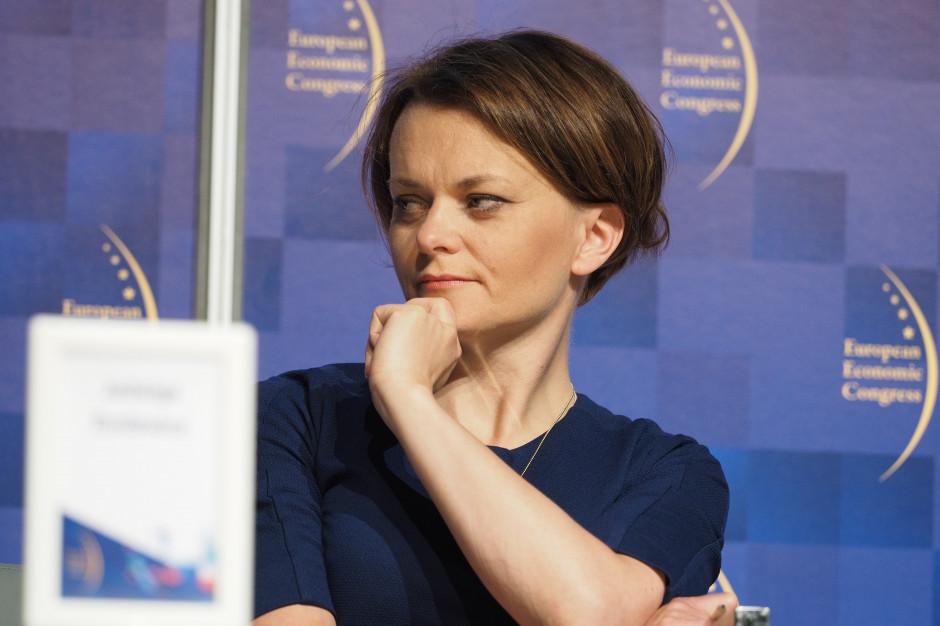 Jadwiga Emilewicz: Samorząd jest bardzo ważny; problemów nie rozwiążemy bez dialogu