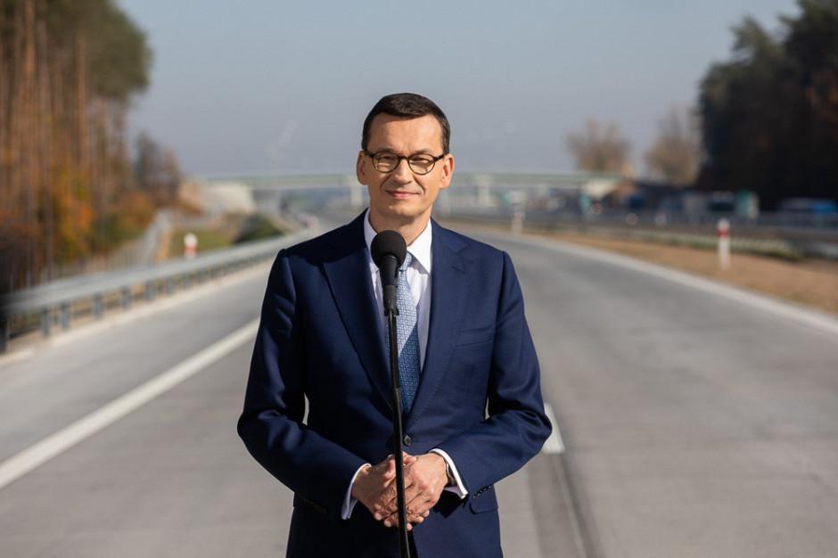 Mateusz Morawiecki w spocie wyborczym PiS