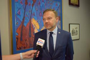 """Kandydat PiS na prezydenta Częstochowy zawarł porozumienie z """"Solidarnością"""""""