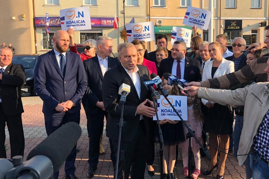 Grzegorz Schetyna: Wierzę w Koalicję Obywatelską; chciałbym, by była trwała