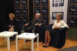 W Krakowie debata wszystkich kandydatów na prezydenta miasta