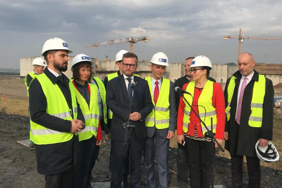 Budowa zbiornika Racibórz Dolny zaawansowana w ponad 50 proc.