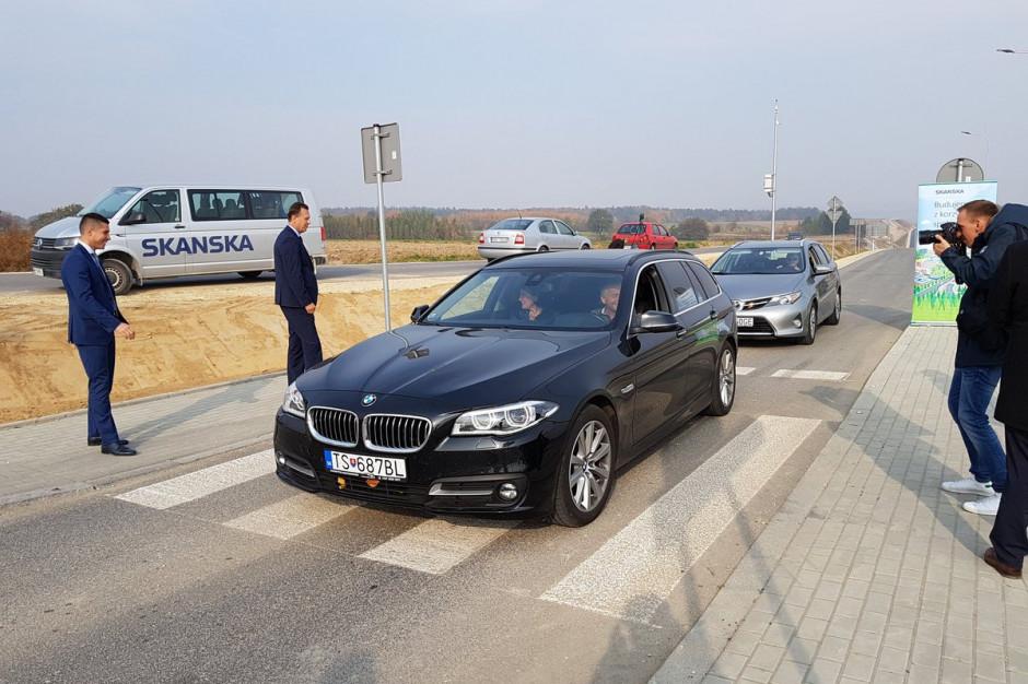 Obwodnica Miechowa już otwarta dla kierowców