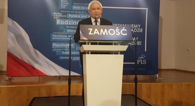 Jarosław Kaczyński: Potrzebne wielkie zwycięstwo PiS w samorządach budujące współpracę