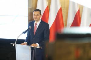 Premier: Nie pozwólmy zabrać Polski złodziejom naszym marzeń
