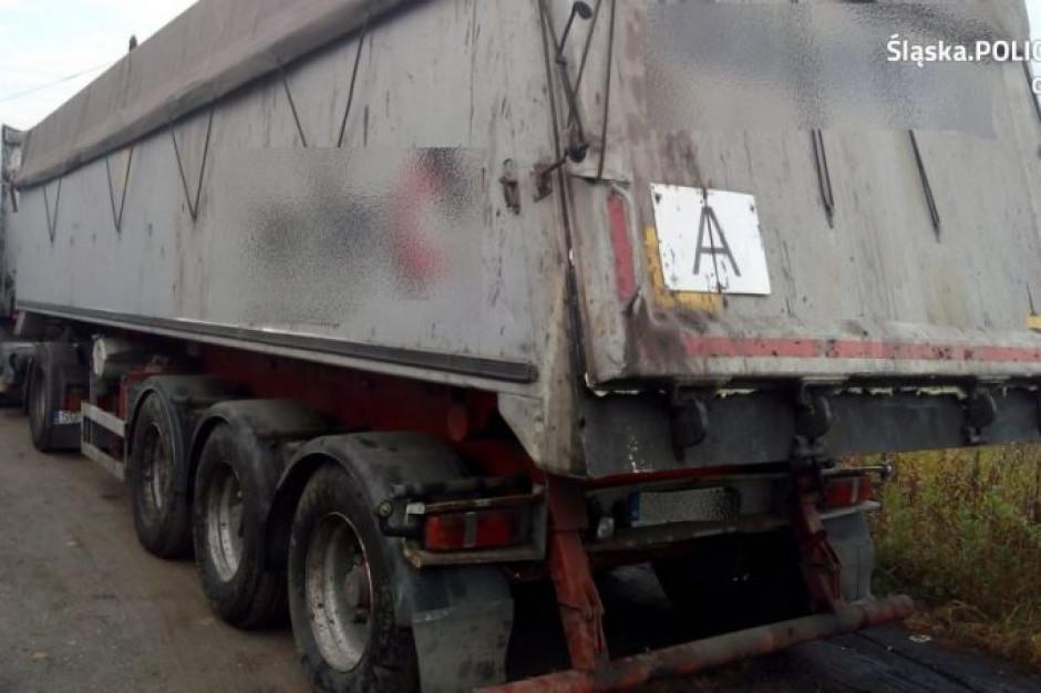 Gliwice: Kolejna próba wwozu odpadów do miasta