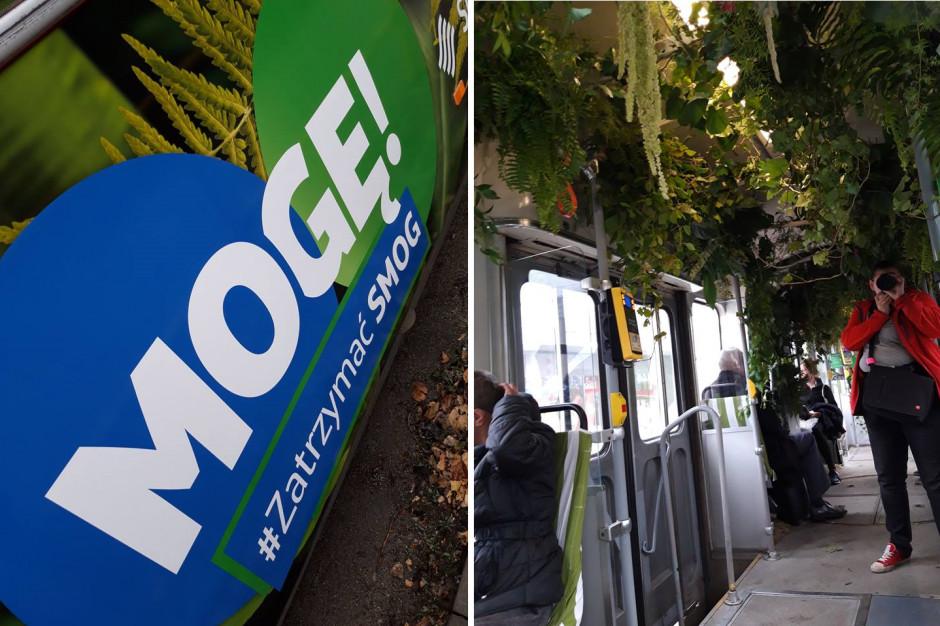 Zielony tramwaj. Pomysł ze Śląska na walkę ze smogiem głośny za granicą