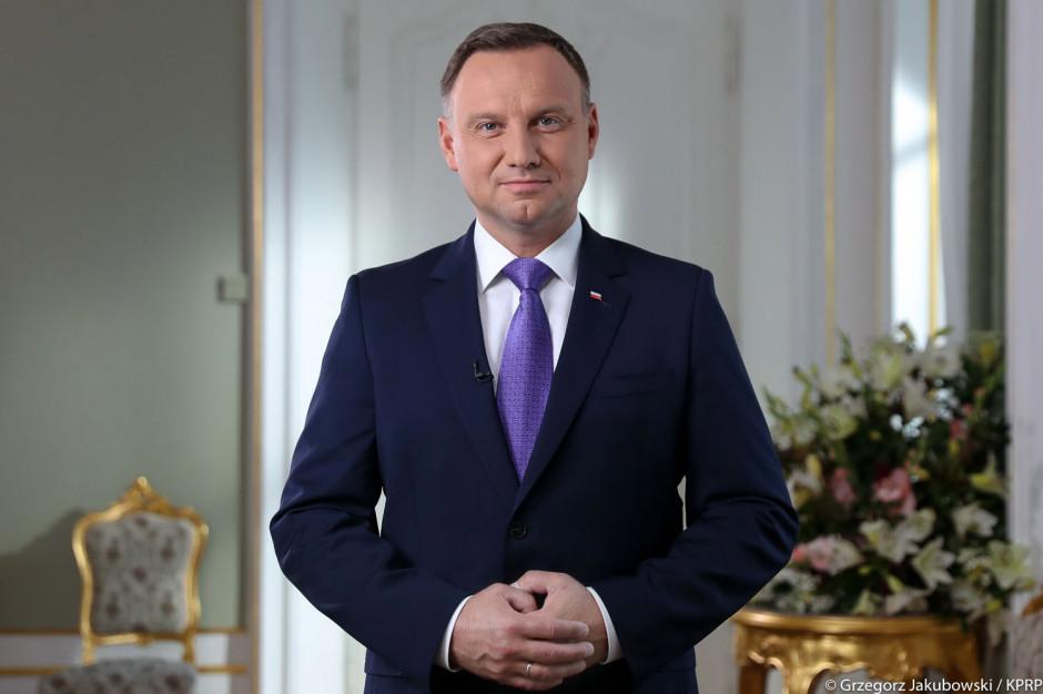 Samorządowcy ZP wsparli ubiegającego się o reelekcję Andrzeja Dudę