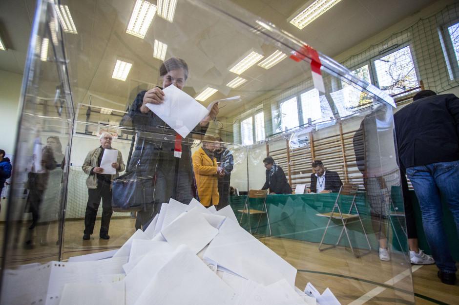 PiS zdobyło 18 mandatów w 33-osobowym sejmiku Lubelskiego