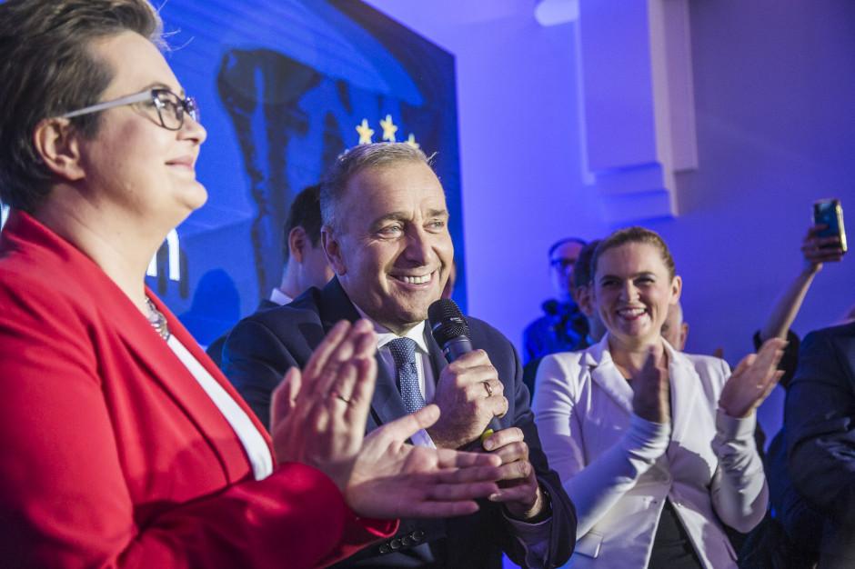 Grzegorz Schetyna rozpoczął cykl spotkań z samorządowcami