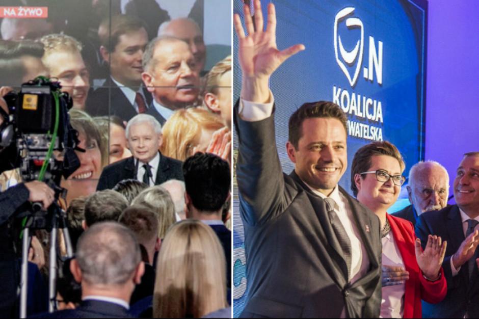 Politolog: jesteśmy świadkami remisu Koalicji Obywatelskiej z obozem dobrej zmiany