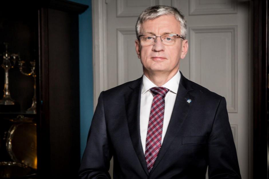Wybory w Poznaniu: Jacek Jaśkowiak nie świętuje