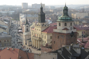 W Lublinie tylko Komitet Żuka i PiS zdobyły mandaty w radzie miasta