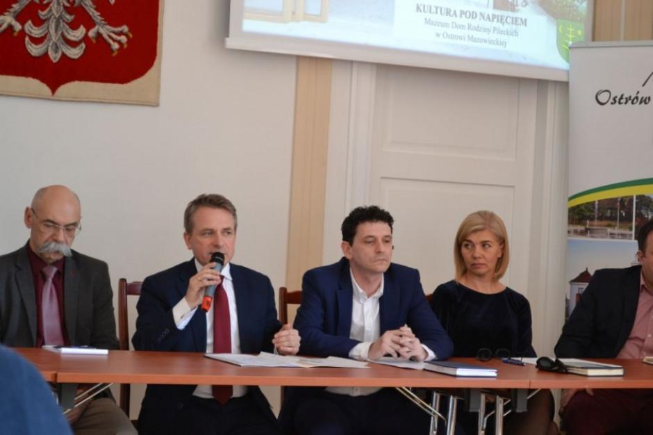 W Ostrowi Mazowieckiej będzie druga tura wyborów na burmistrza