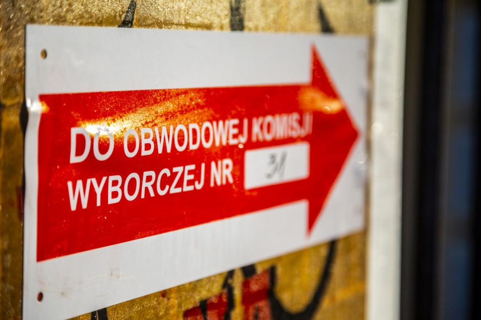 Miejska Komisja Wyborcza w Gdańsku nadal czeka na część protokołów