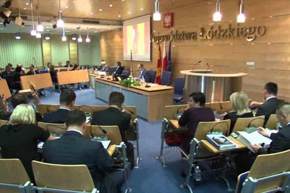 Łódzkie: PiS przejmuje władzę w sejmiku województwa