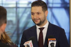 Patryk Jaki idzie do prokuratury ws. finansowania SokuzBuraka