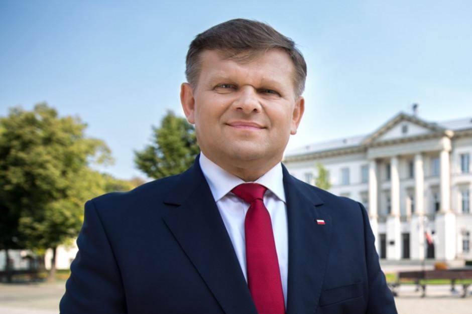 Wojciech Skurkiewicz: zobaczymy, co się będzie działo w Radomiu od poniedziałku