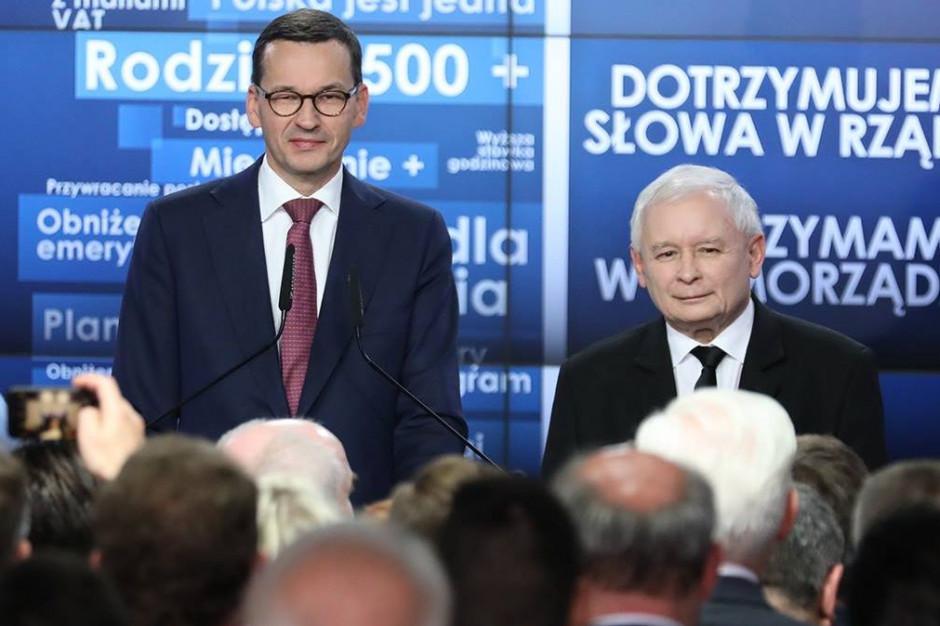 Wkrótce druga tura wyborów. Politycy PiS ruszają w Polskę, by wspierać kandydatów